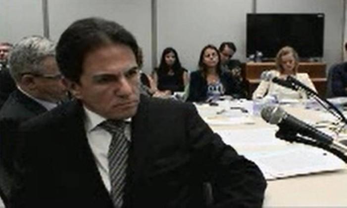 Depoimento de Augusto Ribeiro Mendonça Neto Foto: Justiça Federal / Reprodução