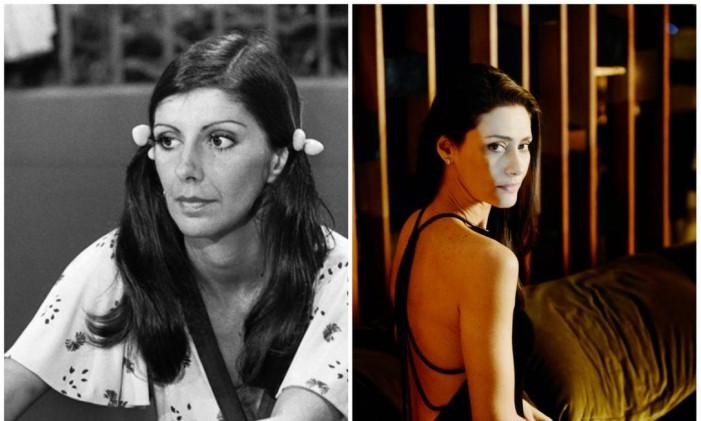 Marília Pera deu nome à personagem de Maria Fernanda Cândido Foto: divulgação
