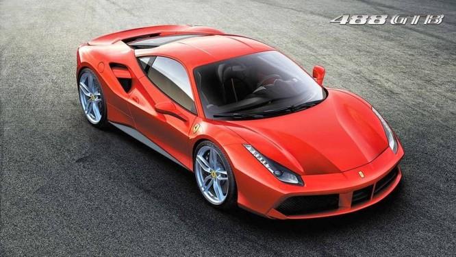 Nome é inspirado em Ferrari dos anos 1970 Foto: Divulgação