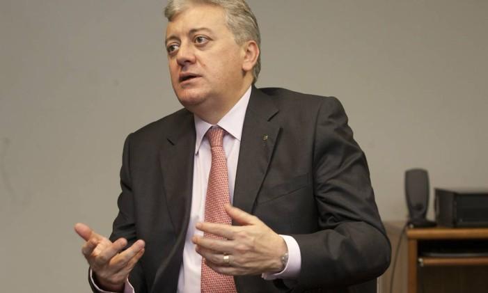 Presidente do BB vai substituir Graça Foster no comando da Petrobras Foto: Rafael Andrade / Agência O Globo