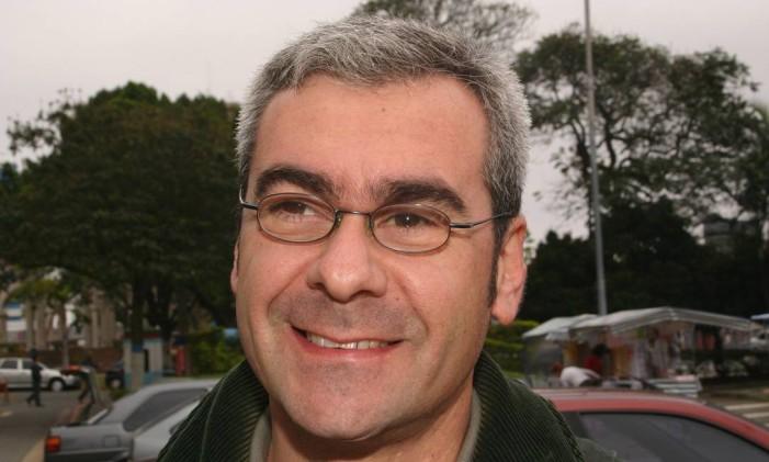 Hamilton Lacerda, ex-secretário de comunicação de Aloizio Mercadante (18.09.2006) Foto: Emilson Magalhães / Divulgação