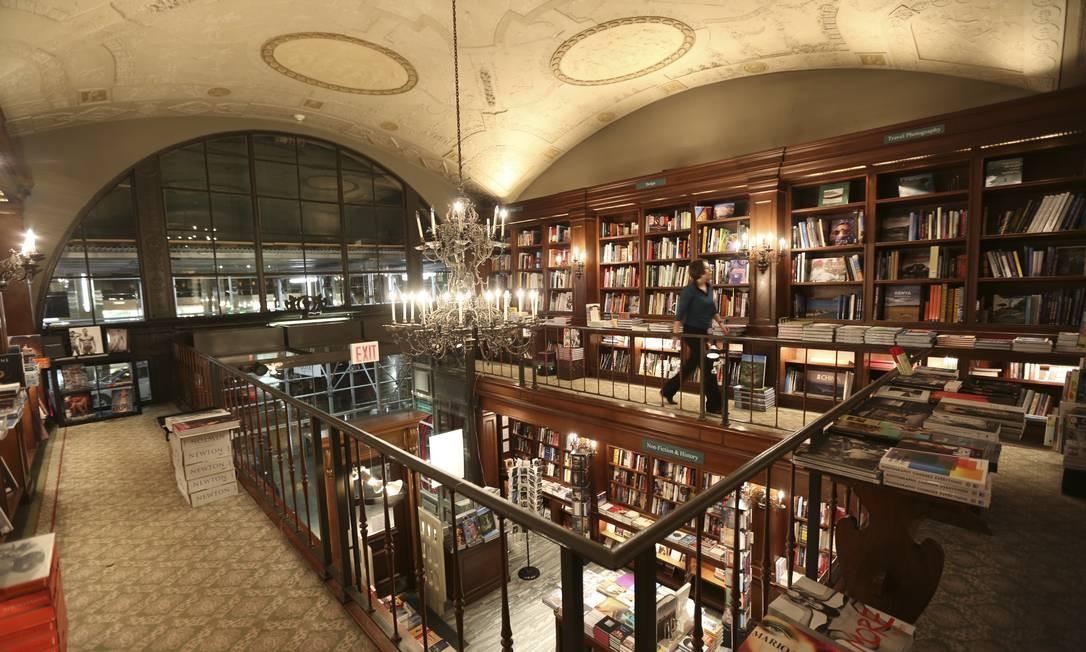 Em busca das livrarias perdidas de Nova York