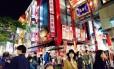 Chukugaia. Cidade abriga o maior bairro chinês do Japão