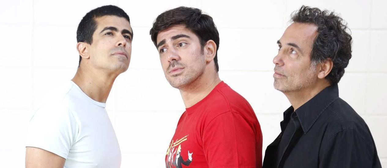 Marcelo Adnet fala sobre o 'Tá no ar': 'O programa tem que estar acima da minha vaidade'   ta no ar tv 2015