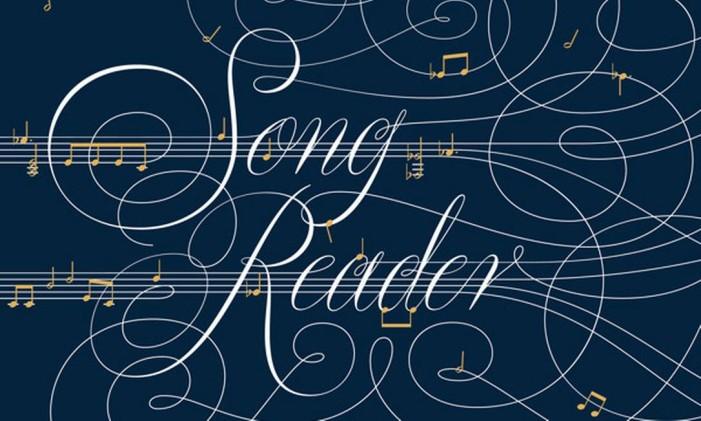 O álbum 'Song Reader' Foto: Divulgação