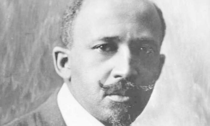 W.E.B. Du Bois Foto: Arquivo da Washington University em St. Louis (WUSTL)