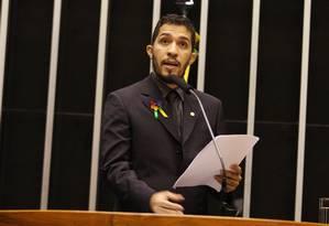 O deputado federal Jean Willys Foto: Ailton de Freitas/24-02-2011 / Agência O Globo