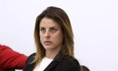 A deputada ítalo-brasileira Renata Bueno, do Parlamento italiano Foto: Divulgação