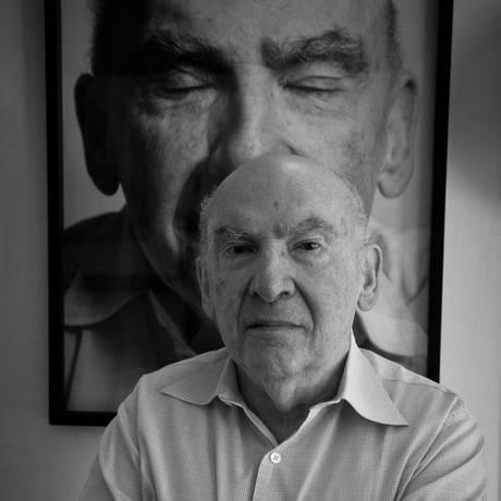 O historiador Boris Fausto: primeiro nome confirmado para a Flip 2015 Foto: Divulgação