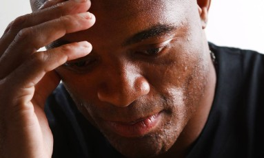 Anderson Silva, ex-campeão dos médios do UFC: dois casos de doping em janeiro Foto: Ivo Gonzalez / Agência O Globo