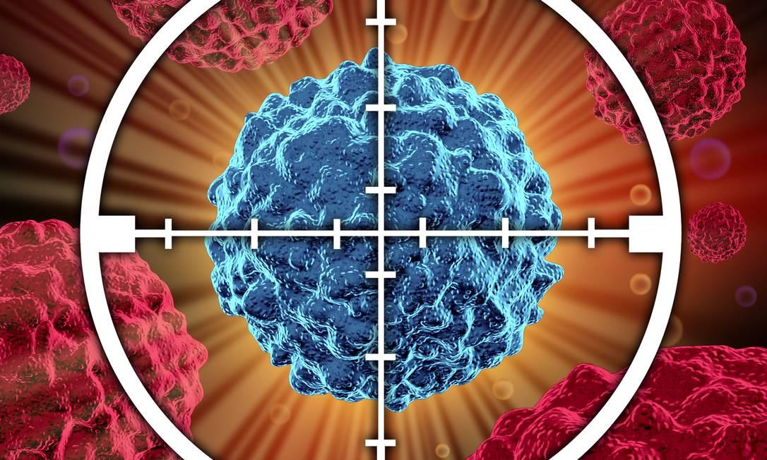 No alvo: epigenoma abre caminho para novas abordagens no tratamento e cura de várias doenças Foto: / Alamy/Latinstock