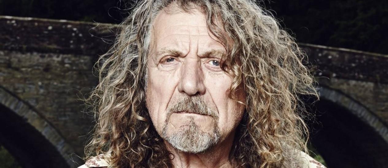 Robert Plant: Um Cantor Descolado Da Lenda