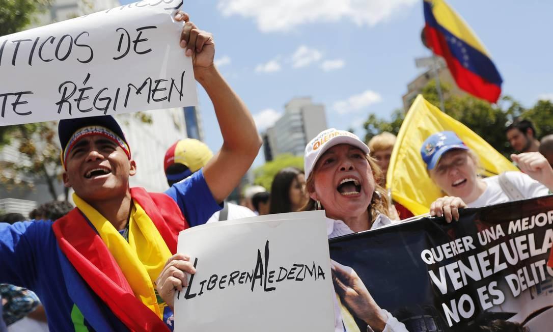 Maduro supera Chávez em abusos contra opositores