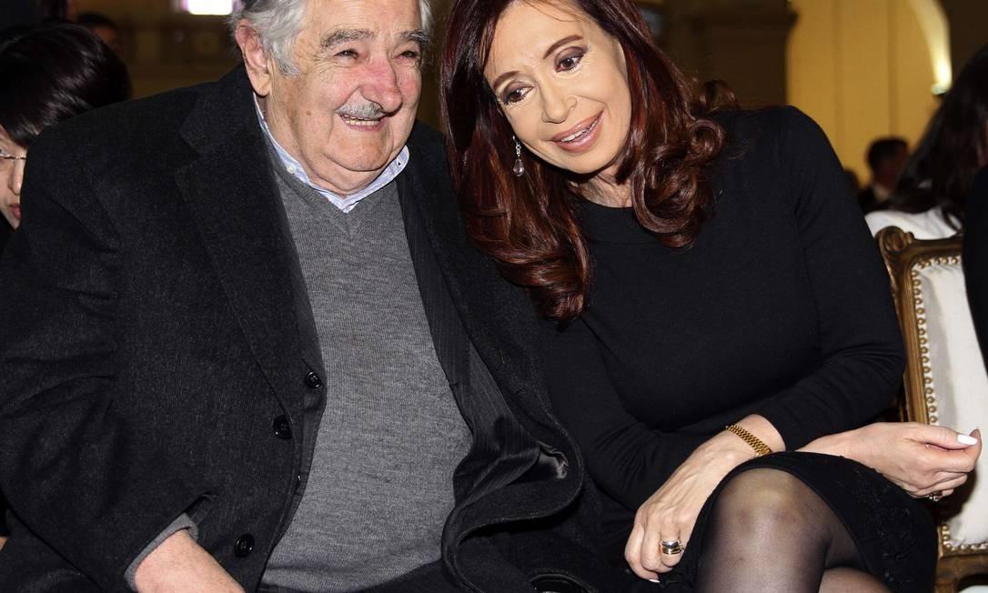 Mujica faz crítica contundente ao governo argentino, e também ao Brasil