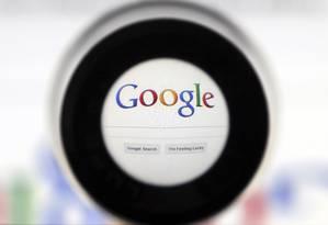 Google aperta o cerco contra a pornografia Foto: Francois Lenoir / REUTERS