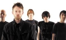 O grupo britânico Radiohead Foto: Divulgação