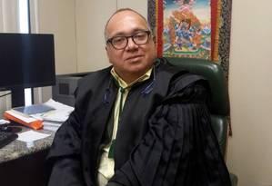 Juiz Flávio Roberto de Souza: MPF pede prisão preventiva Foto: Bloomberg News