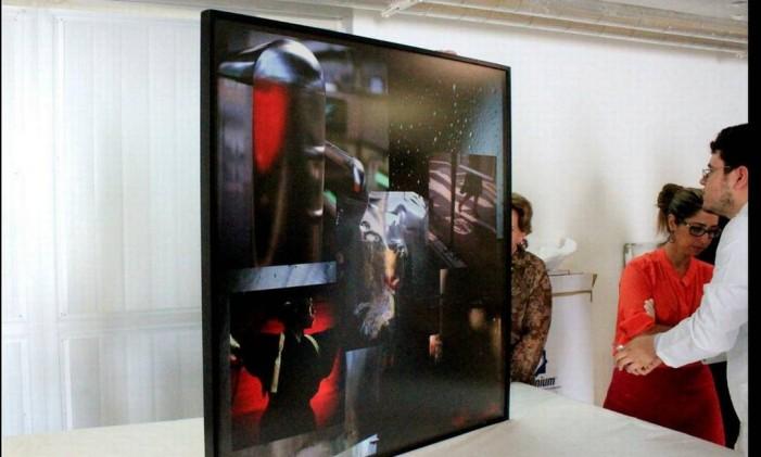 Obras de arte foram encontradas na casa de denunciados da Lava-Jato Foto: Polícia Federal