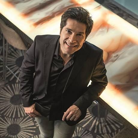 Clássicos no repertório. Daniel promete cantar todos os seus sucessos no show de amanhã Foto: Divulgação/Felipe Gombossy