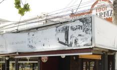 O bar Velho Armazém, de portas fechadas desde o dia 18 Foto: Guilherme Leporace / Agência O Globo