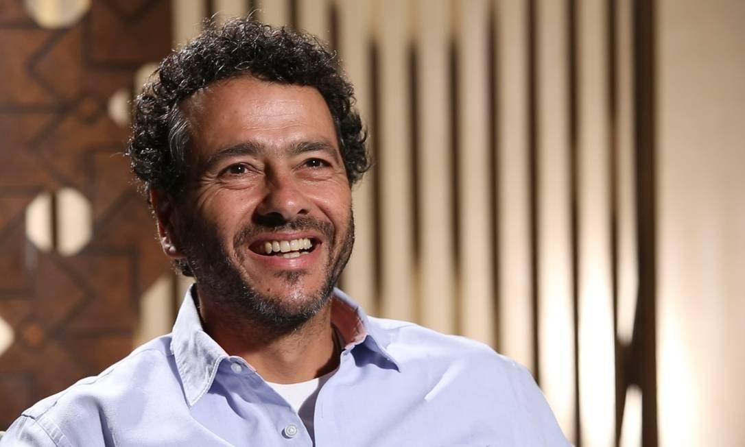 Ator Marcos Palmeira está no elenco de 'Babilônia' Foto: Divulgação