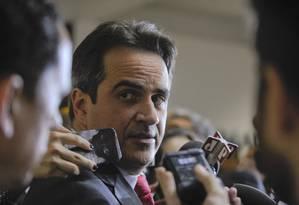 O senador Ciro Nogueira Foto: Moreira Mariz / Agência Senado