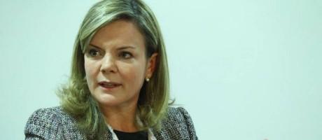 A ex-ministra Gleisi Hoffmann Foto: André Coelho / OGlobo
