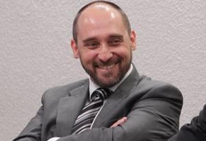 O Advogado Geral da União, Luiz Inácio Adams Foto: André Coelho/05-12-2012