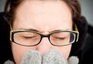Gripe para maiores de 30 anos, só duas vezes por década Foto: Divulgação