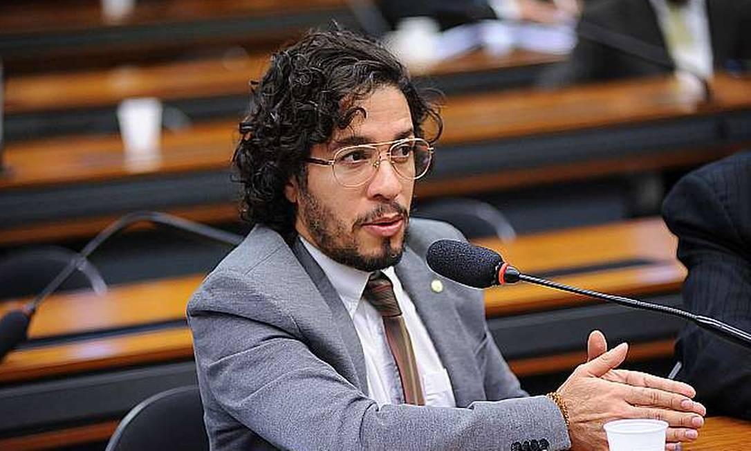 O deputado federal, Jean Wyllys (PSOL-RJ) Foto: / Agência Câmara 01/07/2014