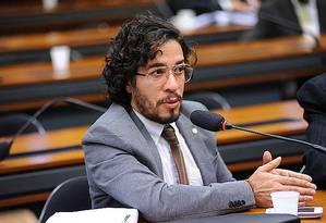 O deputado federal, Jean Wyllys (PSOL-RJ) Foto: Agência Câmara 01/07/2014