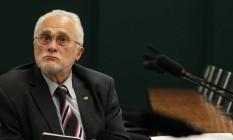 Ex-deputado José Genoino foi perdoado de condenação pelo mensalão Foto: Ailton de Freitas / Agência O Globo