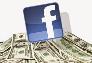 Facebook lança nova ferramenta para transferências Foto: Reprodução / Globe Blog http://goo.gl/FKouYM