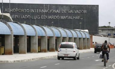 Aeroporto de Salvador Foto: Parceiro / Agência O Globo