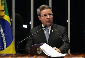 O Senador Antonio Anastasia (PSDB-MG) Foto: Ailton de Freitas / Agência O Globo
