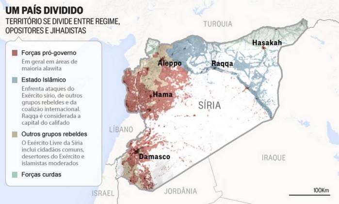 A tragédia de uma era: guerra na Síria é a 'maior crise humanitária', segundo ONU - Jornal O Globo