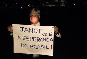 Método. Força-tarefa de Janot precisou reinquirir Youssef e Costa Foto: Movimento Limpa Brasil/2-3-2015