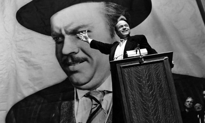 """Cena do filme """"Cidadão Kane"""" Foto: Reprodução"""