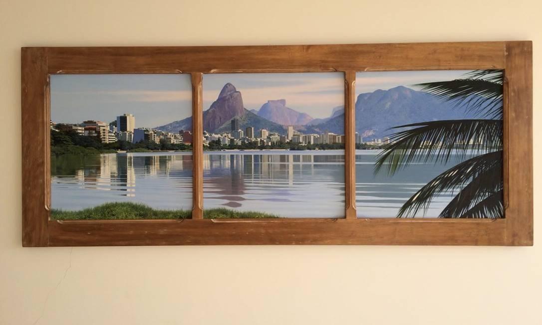 A casa fica localizada na Barra da Tijuca, Zona Oeste do Rio PF / Divulgação