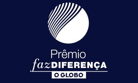 Logo Marca do Prêmio Faz Diferença Foto: