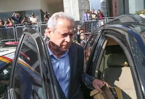 O ex-ministro José Dirceu Foto: André Coelho/4-11-2014 / Agência O Globo
