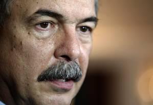 Ministro da Casa Civil, Aloizio Mercadante Foto: Jorge William / Agência O Globo