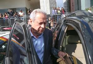 O ex-ministro José Dirceu Foto: André Coelho/04-11-2014