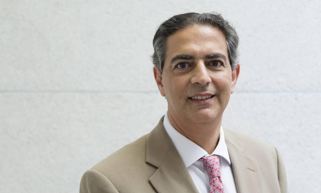 Cláudio Domênico, cardiologista e curador dos Encontros O GLOBO Saúde e Bem-estar, que teve a primeira edição de 2015 na quarta-feira, dia 18 Foto: Leo Martins