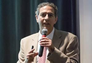 Cláudio Domênico, cardiologista e curador dos Encontros O GLOBO Saúde e Bem-estar Foto: Leo Martins