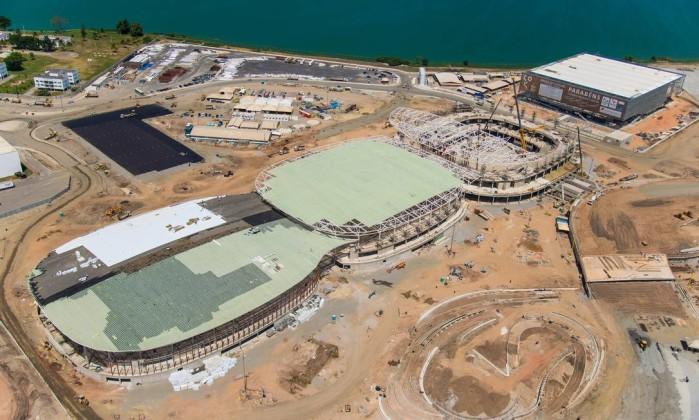 3ed982790279d Uma cidade em construção a 500 dias das Olimpíadas - Jornal O Globo