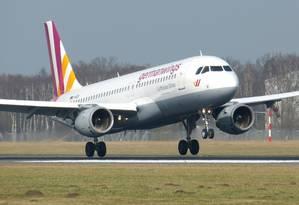 Um Airbus A320, da Germanwings: modelo versátil Foto: Jan-Arwed Richter / AP/2014