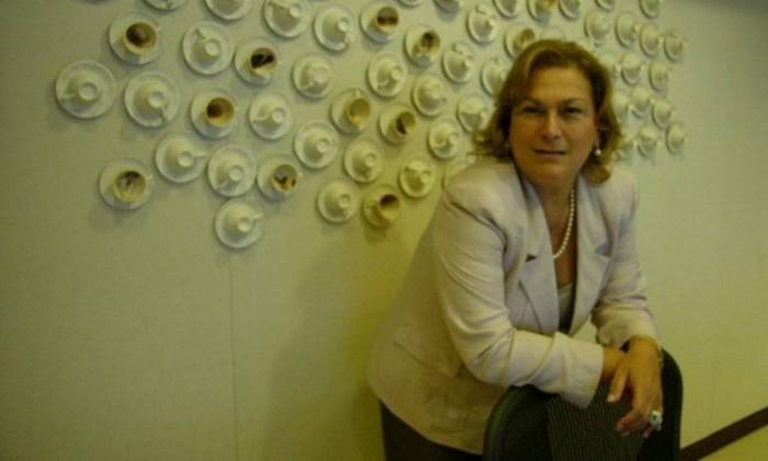 A empresária Güler Sabanci, do grupo Sabanci Foto: Deborah Berlinck / Deborah Berlinck