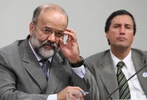 O tesoureiro do PT, João Vaccari Neto Foto: Ailton de Freitas/30-03-2010