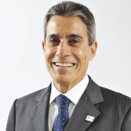 Antonio Carlos Pinto de Azeredo, da Transportadora Gasene Foto: Reprodução